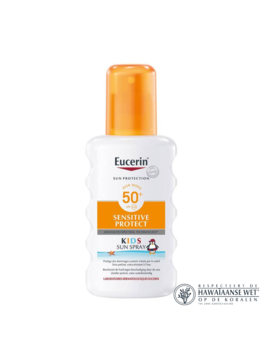 Eucerin Eucerin Sun Sensitive Protect Kids Spray SPF50+ - 200ml
