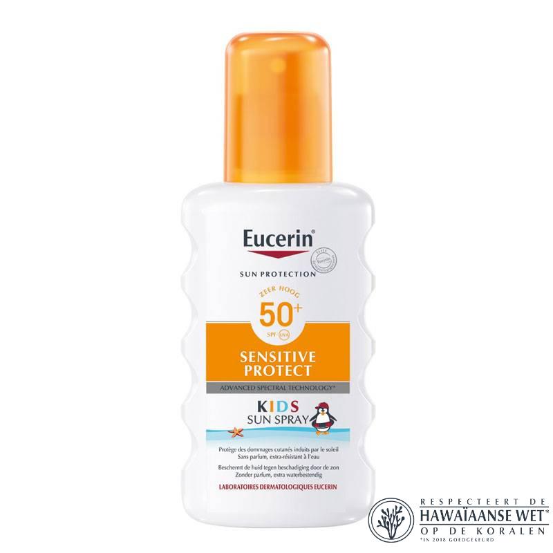 Eucerin Eucerin Sun Sensitive Protect Kids Spray SPF50+ - 200ml