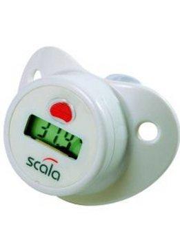 Scala Baby speen thermometer & alarm
