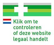 Klik om te controleren of deze website legaal handelt