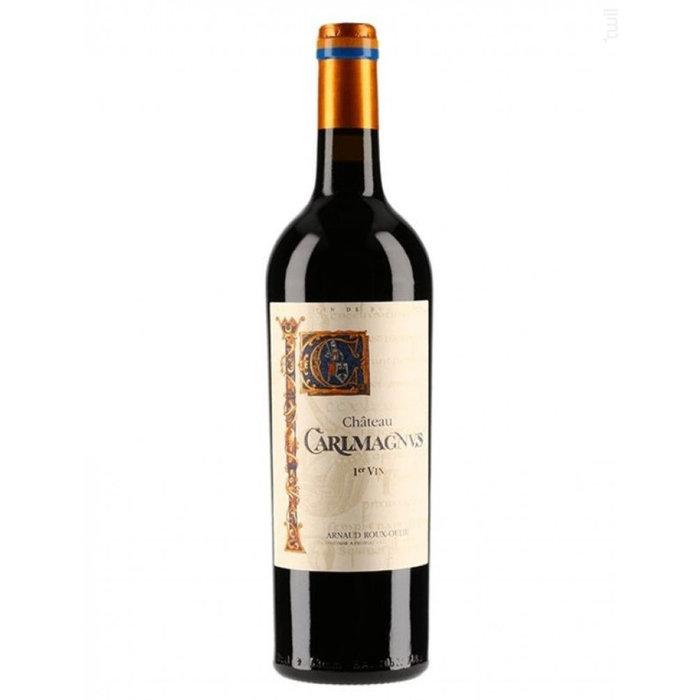 Château Carlmagnus 2015 Fronsac