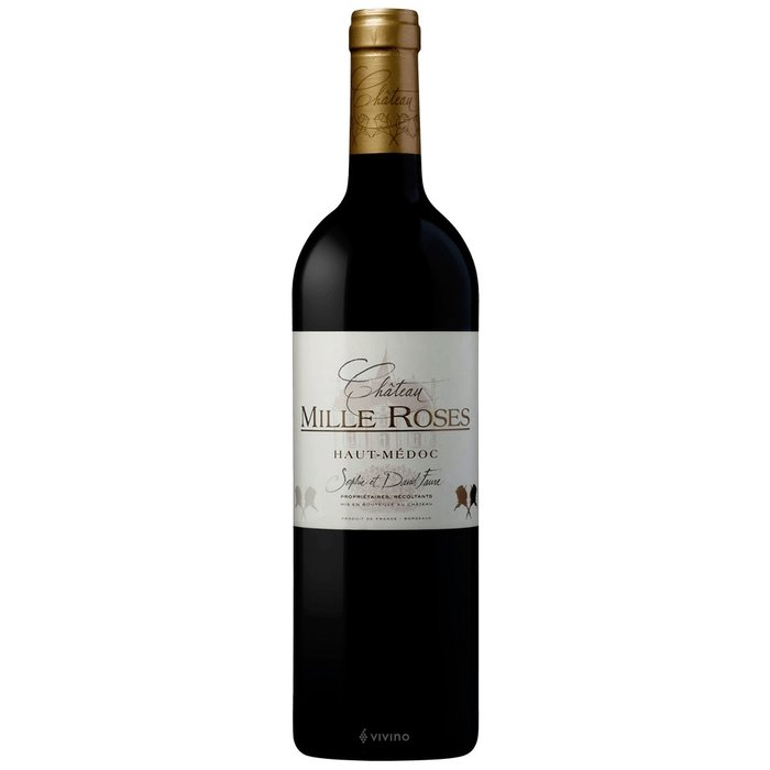 Château Mille Roses 2008 Haut-Medoc