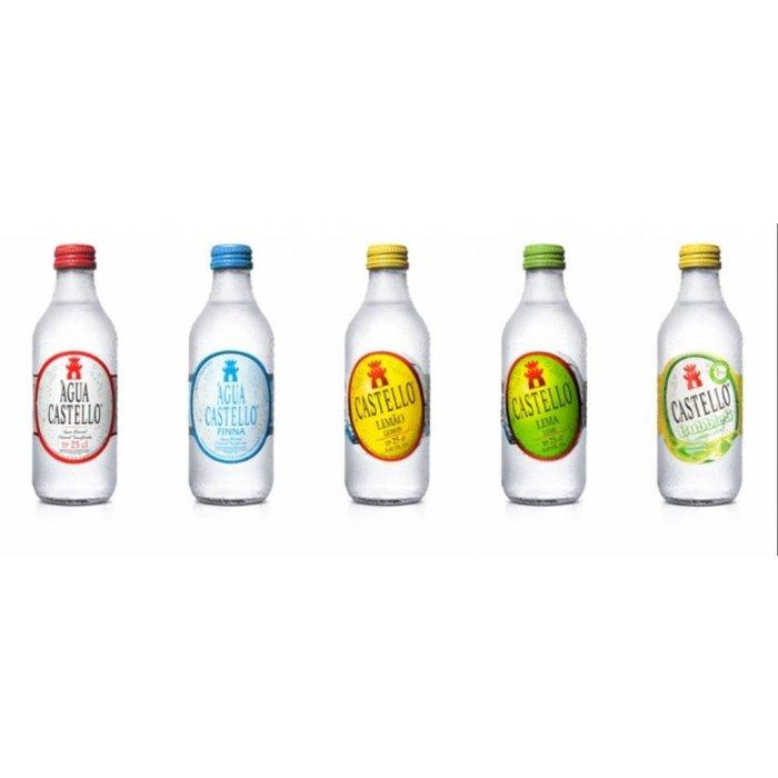 Lemon Sprakling Mineralwater