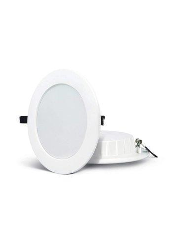 6W LED Indbygningspanel 3000K / 4000K / 6000K rund Ø 115 mm