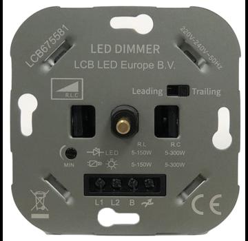 TRIAC - Indbygget LED-lysdæmper 'dimmer' - max. 300 Watt