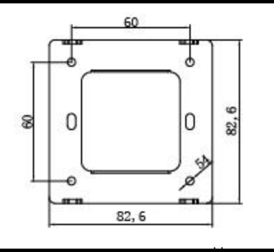 Indbygget 1-10V lysdæmper - 1200W til LED Paneler