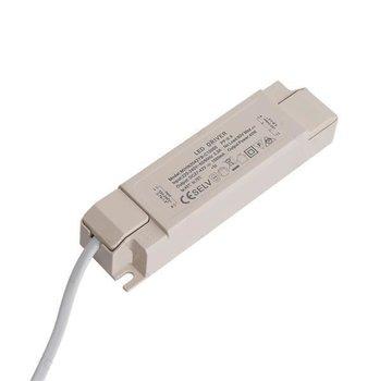 LED Driver - Flimmerfri DC27 - 40V 1000mA - Til 32W og 40W LED paneler