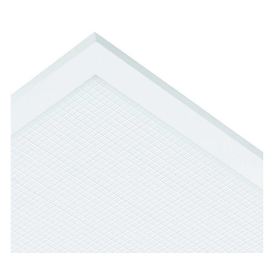 LED panel 120x30cm – UGR<19 - Naturlig hvid 4000K 840 – 40W 4000lm