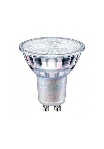 LED Spot GU10 – 5W erstatter 50W Kold hvid 6500K  – I glas