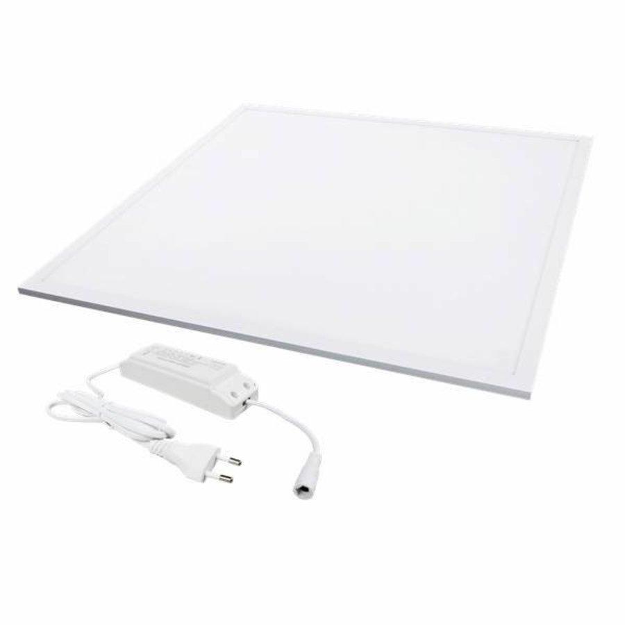 LED Panel 60x60cm – Naturlig hvid 4000K 840 – 40W – 100 Lumen per Watt