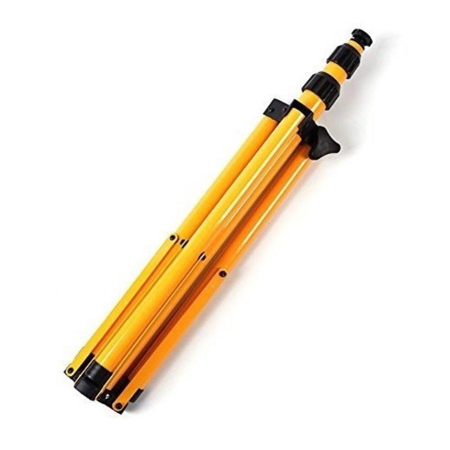 Stativ til LED Projektør/Arbejdslampe - Velegnet til projektører op til 100W - 160 cm