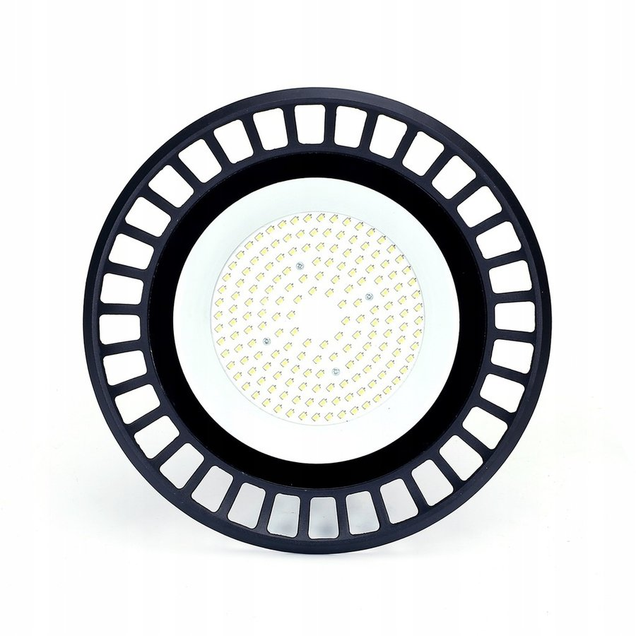 LED UFO High Bay Industrilampe IP65 – 150W 13.500lm – 4000K eller 6500K – 2 års garanti