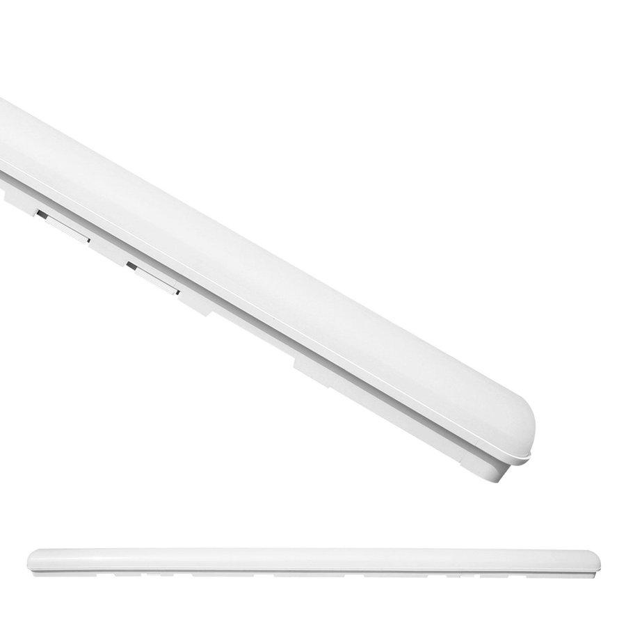 Komplet LED armatur 60 cm IP65 25W 3125lm - Valgfri lysfarve