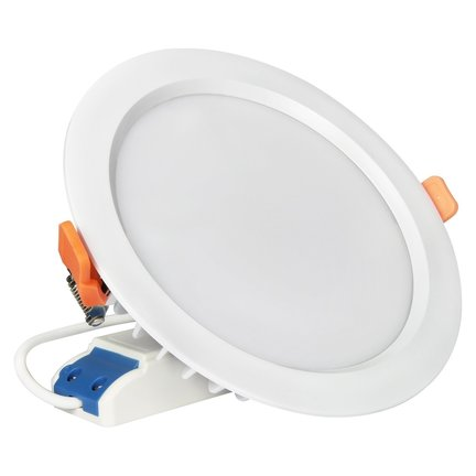 LED Downlight Indbygningsspot 3000K / 4000K / 6000K