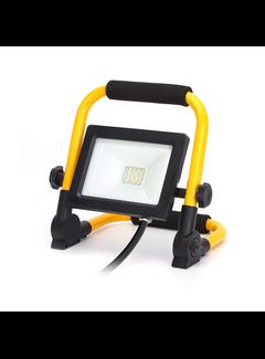 LED arbejdslampe – 20W 1800lm 6500K – Inkl. 150 cm strømkabel