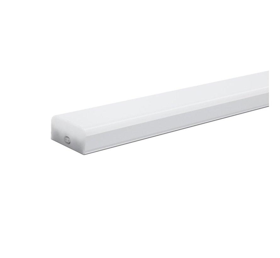 LED armatur V2 - 90cm 18W 100lm p/w - Valgfri lysfarve