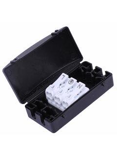 LCB Samleboks - 3 ledninger 0,25 mm2 til 2,5 mm2 - IP44