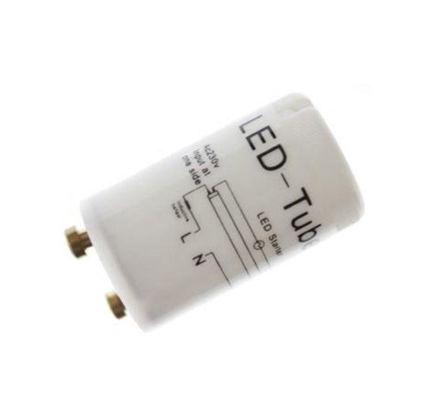 Glimtænder til LED lysstofrør