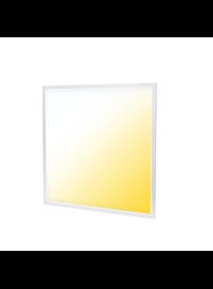 AigoSmart WiFi LED Panel 60x60cm - 32W 3000K-6500K Betjenes via app