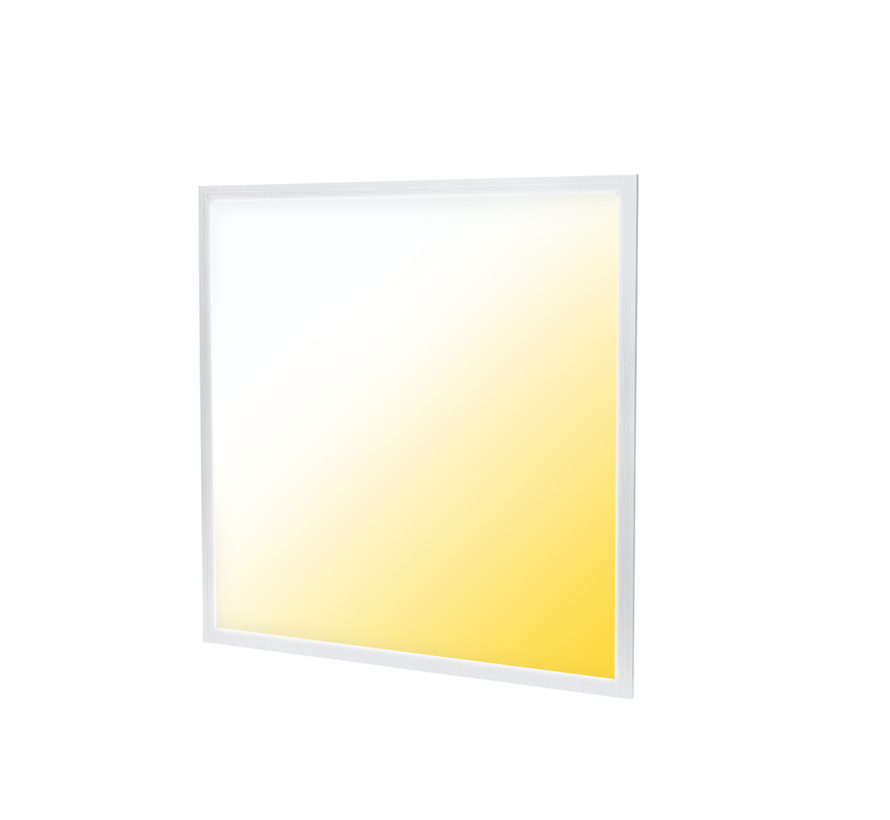 AigoSmart WiFi LED Panel 60x60cm - 32W 3000K-6500K - Betjenes via app