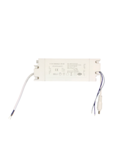 LED Panel Driver  Dæmpbar 1-10V - 27-42V 750MA - Til 60W LED Paneler