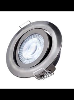 LCB LED Downlight - 3W erstatter 25W - 3000K varmt hvidt lys