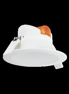 LED Downlight - 7W erstatter 55W - 74mm 3000K varmt hvidt lys