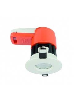 LED Downlight dæmpbar 8W - IP65 brandsikker - CCT 3000K, 4000K og 6000K 5 års garanti