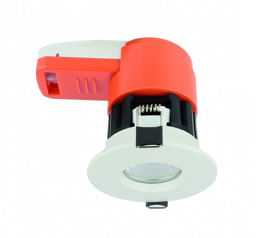 LED Downlight dæmpbar 8W - IP65 brandsikker - CCT 3000K, 4000K og 6000K - 5 års garanti