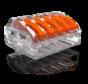 20 stk. Conex samlemuffe - 5-polet 0,5 op til 4mm2