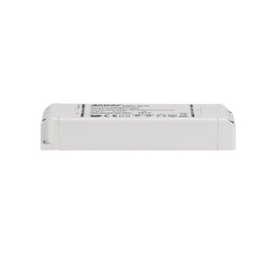 Dæmpbar LED-driver 1-10V - til 36W/40W LED-panel - 30-42V 1000mA