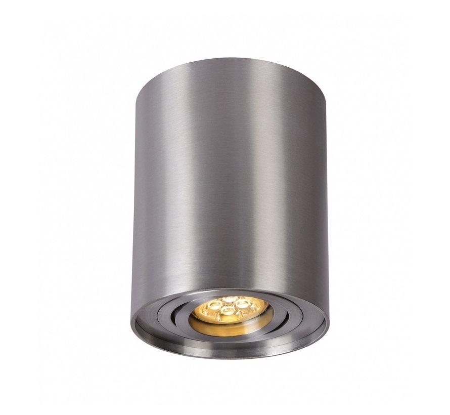 LED Påbygningsspot - Justerbar - Cylinderformet - Aluminium - GU10-fatning