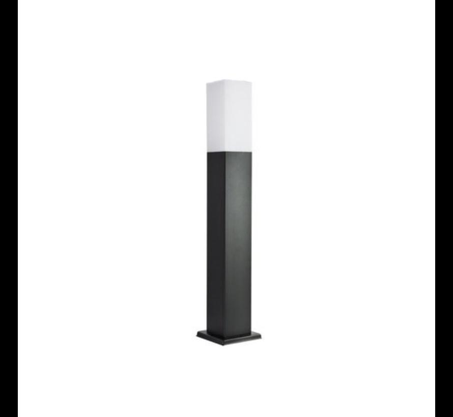 LED Udendørslampe/Havelampe - IP44 - inkl. 6W E27 LED pære - 65cm