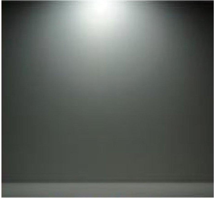 LED Spot GU10 - 6W erstatter 40W - 6400K koldt hvidt lys