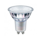 Dæmpbar LED GU10 Spot 5,5W 2200K-3000K - Varmere lys ved dæmpning