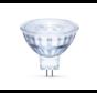 LED Spot GU5.3 - MR16 LED - 3W erstatter 25W - 4000K naturligt hvidt lys - I glas