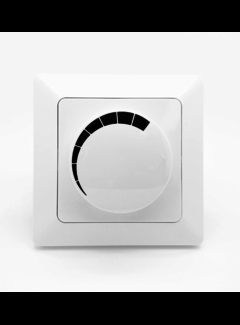 LED Indbygget Lysdæmper 3-60W Passer til alle dæmpbare LED-lamper Inkl. ramme