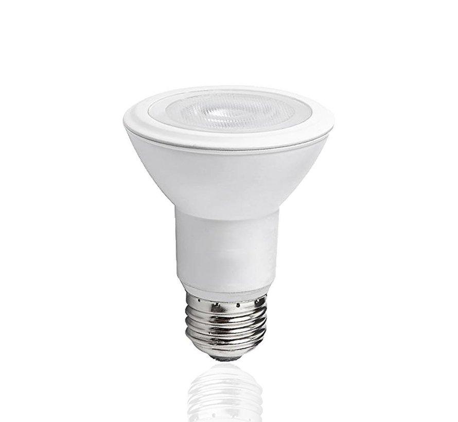 LED pære - E27 PAR38 - 18W erstatter 150W - Koldt hvidt lys 6500K