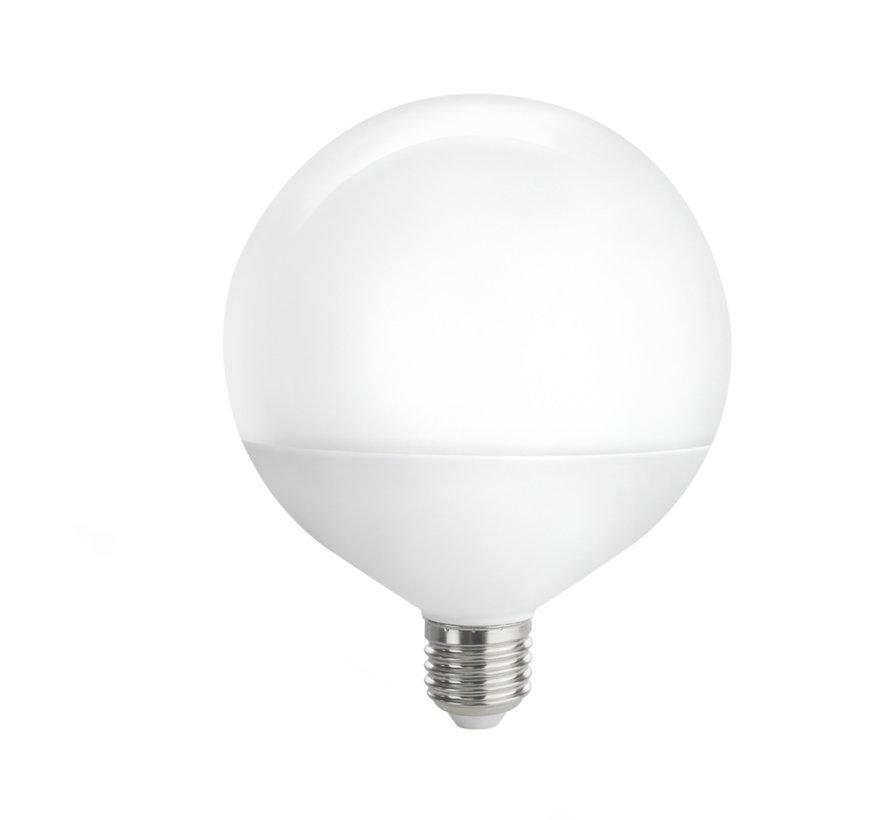 LED pære - XL G120 E27 - 16W erstatter 150W - 3000K varmt hvidt lys