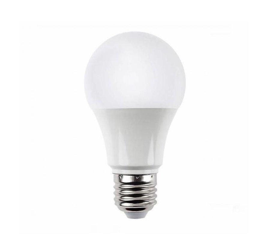 Pakke med 10 stk. - E27 LED-pære - 15W erstatter 120W - Lysfarve valgfri