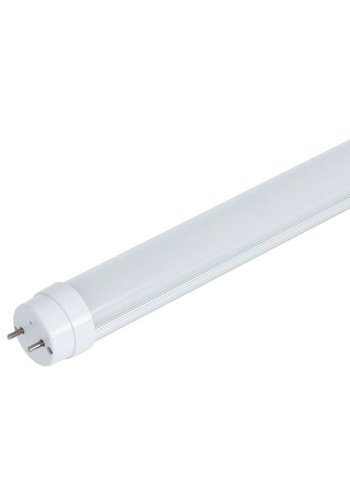 G13 / T8 - LED Lysstofsrør  60 cm - Varm Hvid (830) 3000K - 10W erstatter 18W