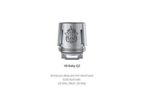 Smok SMOK TFV8 V8 Baby-Q2 Verdampferkopf