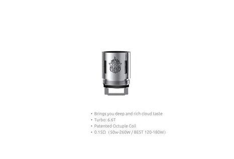 Smok SMOK TFV8 V8-T8 Octuple 0.15 Ohm Verdampferkopf
