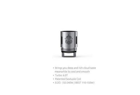 Smok SMOK TFV8 V8-T6 Sextuple 0.2 Ohm Verdampferkopf