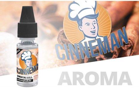Smoking Bull Cinneman - Aroma zum Liquid Mischen mit einer Base