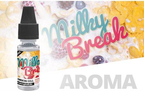 Smoking Bull Milky Break - Aroma zum Liquid Mischen mit einer Base