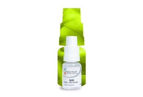happy liquid Apfel - Fertig Liquid für die elektrische Zigarette
