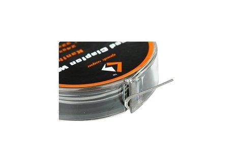 GeekVape GeekVape 3 Meter Kanthal A1 Fused Clapton Wire 24GA x 2 + 32GA (0.51 mm x 2 + 0.20 mm) Wickeldraht