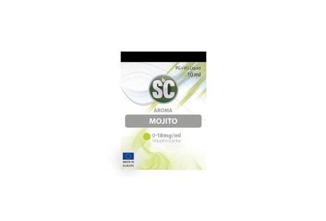 SC Mojito Liquid von SC - Fertig Liquid für die elektrische Zigarette