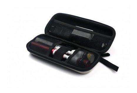 InnoCigs Tasche V2 in Größe M in grau für E-Zigaretten und Zubehör